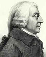 Economista y filósofo Adam Smith