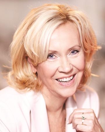 Cantante Agnetha Fältskog
