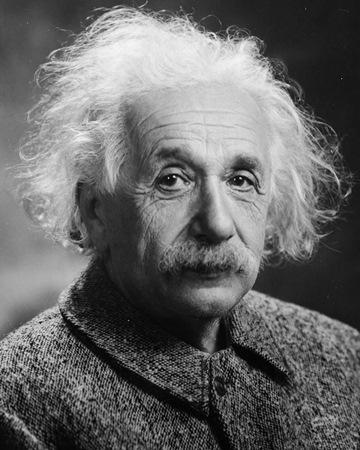 Físico teórico Albert Einstein