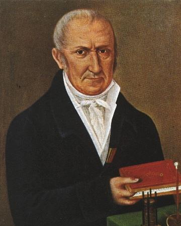 Físico Alessandro Volta