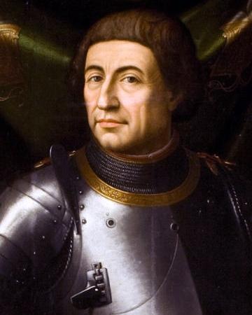 Rey de Aragón Alfonso V