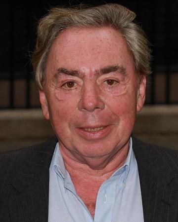Compositor Andrew Lloyd Webber