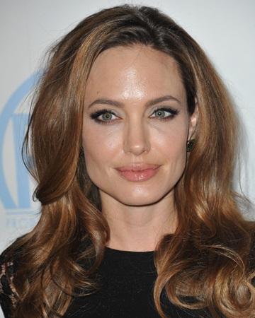 Actriz Angelina Jolie