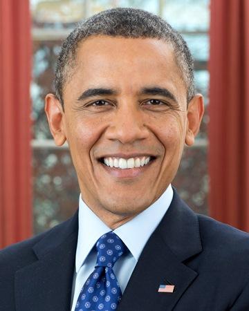 Presidente estadounidense Barack Obama