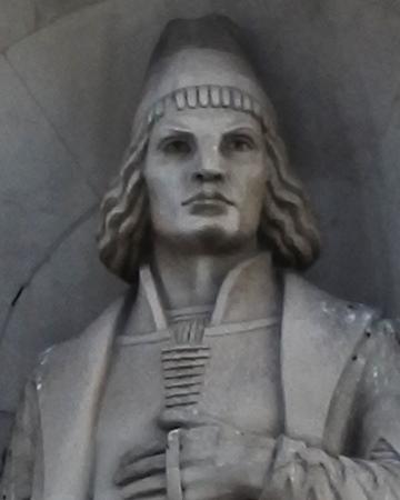 Explorador portugués Bartolomé Díaz