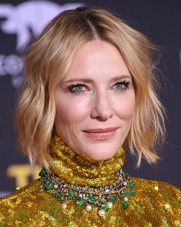 Actriz Cate Blanchett