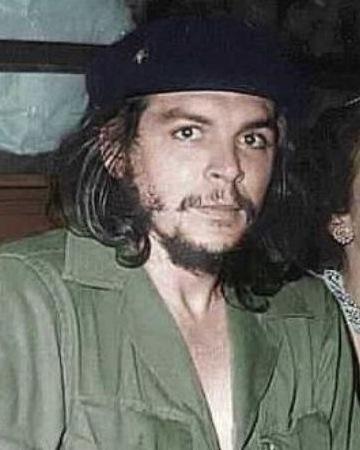 Revolucionario argentino Che Guevara
