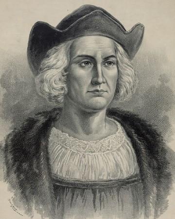 Navegante y el descubridor de América  Cristóbal Colón
