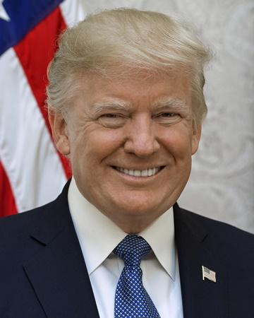 Presidente estadounidense, empresario y personalidad televisiva Donald Trump