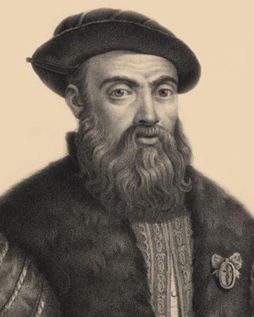 Navegante y explorador Fernando de Magallanes