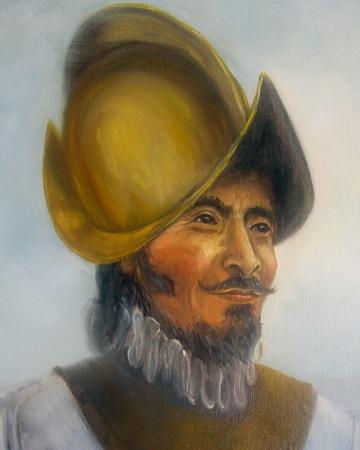 Conquistador Francisco Vázquez de Coronado