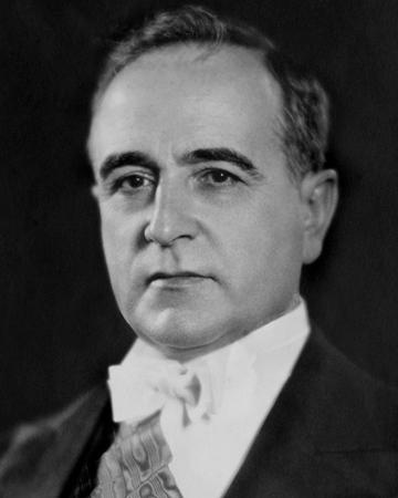 Militar y dictador brasileño Getúlio Vargas