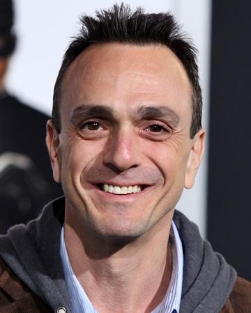 Actor Hank Azaria