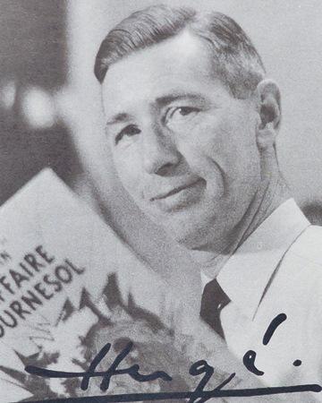 Historietista Hergé