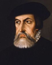 Conquistador Hernán Cortés