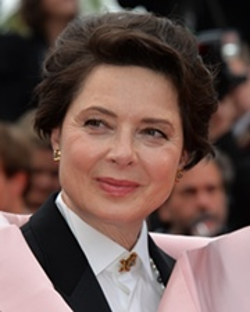 Actriz Isabella Rossellini