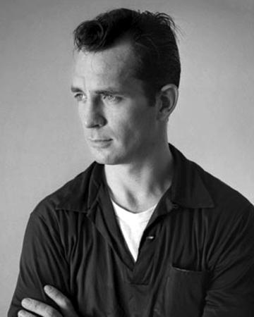 Novelista y poeta Jack Kerouac