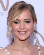 Actriz Jennifer Lawrence