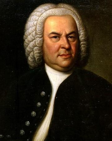 Compositor Johann Sebastian Bach