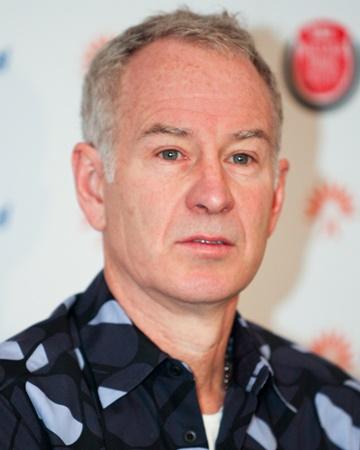 Tenista John McEnroe