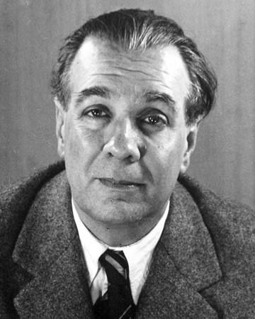 Escritor Jorge Luis Borges