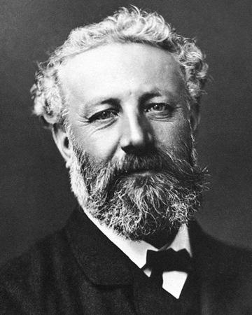 Escritor y poeta Julio Verne