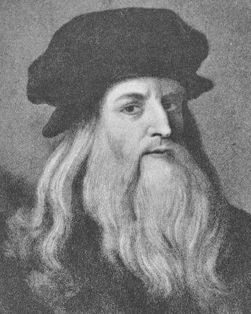 Pintor, científico y visionario Leonardo da Vinci