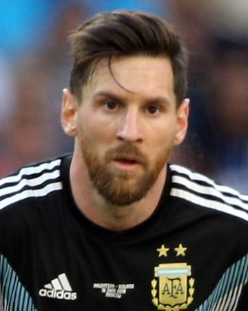 Futbolista Lionel Messi