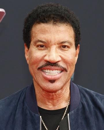 Cantante Lionel Richie