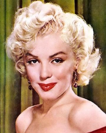 Actriz Marilyn Monroe