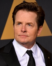 Actor Michael J. Fox