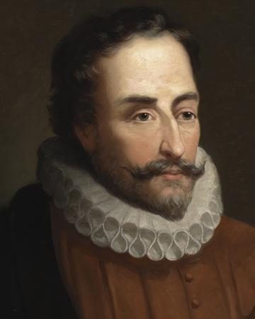 Soldado, novelista, poeta y dramaturgo Miguel de Cervantes Saavedra