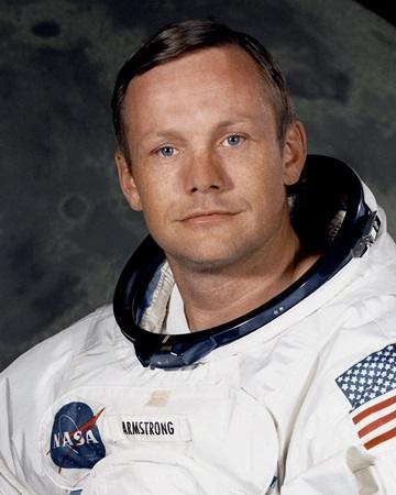Astronauta Neil Armstrong