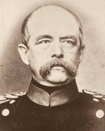 Político Otto Von Bismarck