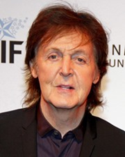 Cantante, músico multi instrumentista y Beatle Paul McCartney
