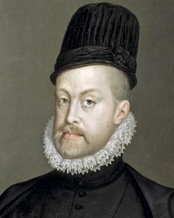 Rey de España Felipe II