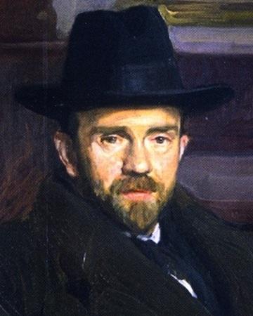 Escritor español Pío Baroja