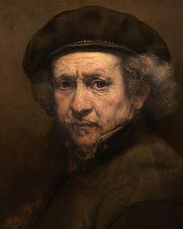Pintor  Rembrandt