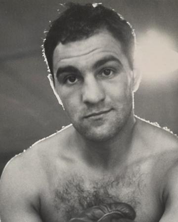 Boxeador Rocky Marciano