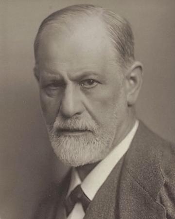 Padre de la psicología Sigmund Freud