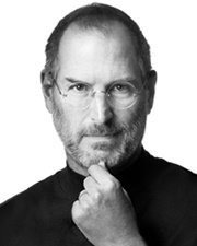 Fundador de Apple Steve Jobs