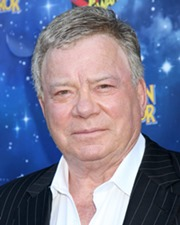 Actor William Shatner